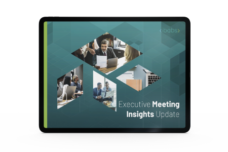 executive meeting insights update