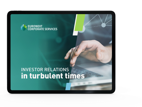 Mock Up.IR.Manager.Investor relations in turbulent times