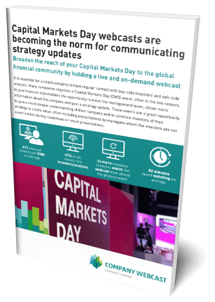 mockup cwc capital Markets Day Webcasts